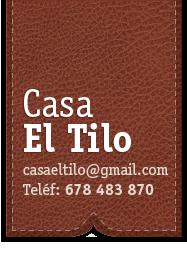 Casa El Tilo