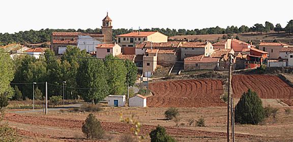 Vista de Rubiales - Sierra de Albarracín (Teruel)